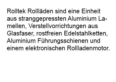 Rolladenmotor für  Bonn